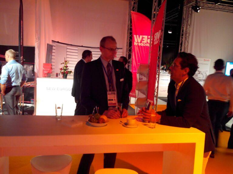 Présence au salon INE au Brabanthal Leuven